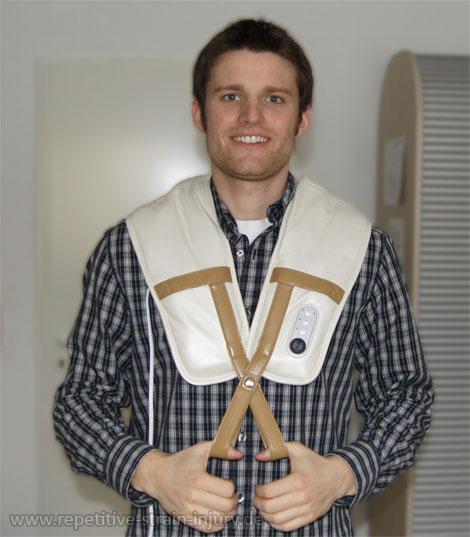 T-KungFu Klopfmassage stehend