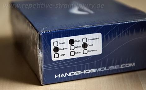 Handshoemouse Karton